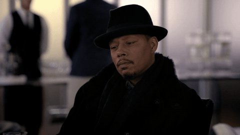 It wouldnt be an @EmpireFOX fall finale if someone wasnt trying to take down Lucious Lyon.