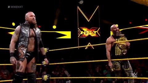 .@WWEAleisterisnt too happy right now. #WWENXT