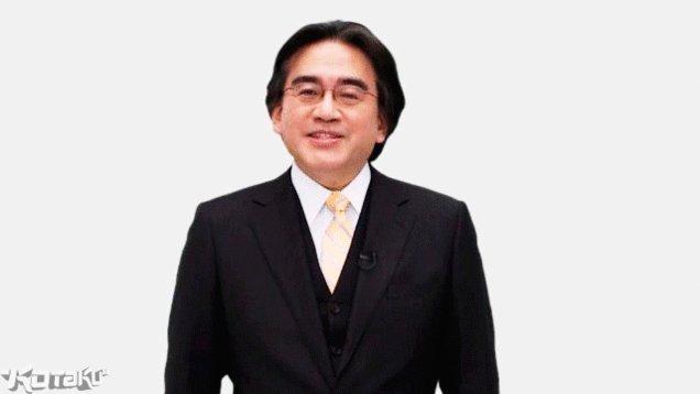 Happy Birthday, Satoru Iwata. Wish you were here to see the launch of