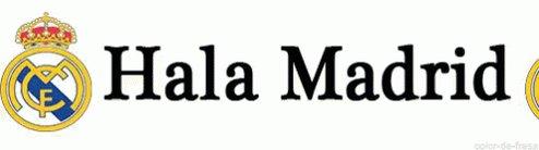 H Hala Madrid!!