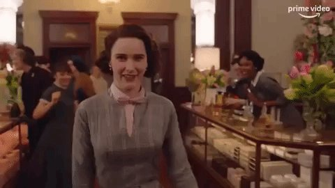The Marvelous Mrs. Maisel's photo on best television series