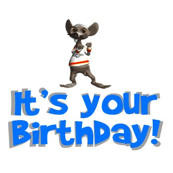 Happy Birthday! & many more, have fun on this special day!