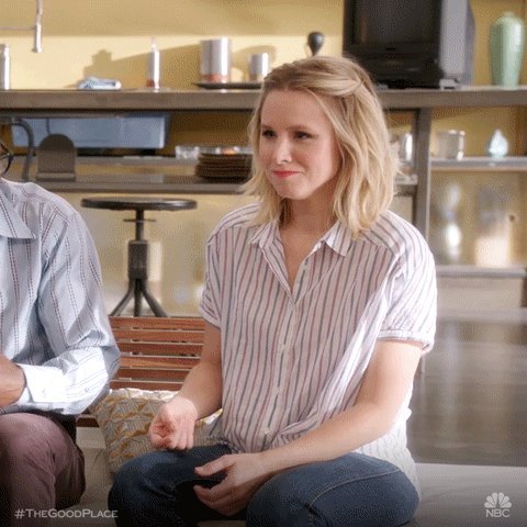 It appears The Good Place is finally getting the awards recognition it deserves https://t.co/KYuk6XmOSY