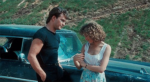 RT @DirtyDancingMov: Trying to find my Johnny #TitleThisChapterOfYourLife #DirtyDancing https://t.co/w4XgM5gHqP