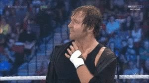 It s my fave s birthday today! Happy Birthday Dean Ambrose I love you no matter what