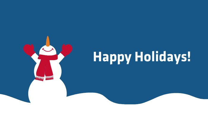We wish you a Magical and Happy Holiday Season! #Greeting