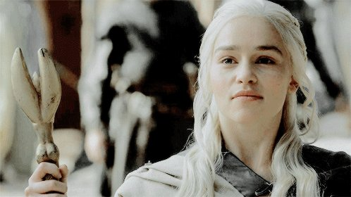 goodnight to daenerys stormborn of house targaryen