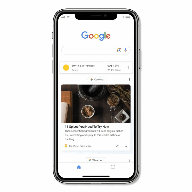 You've always wanted to know what type of 🐶 that is. With Google Lens in the Google app on iOS, now you can → goo.gl/4fd3MQ