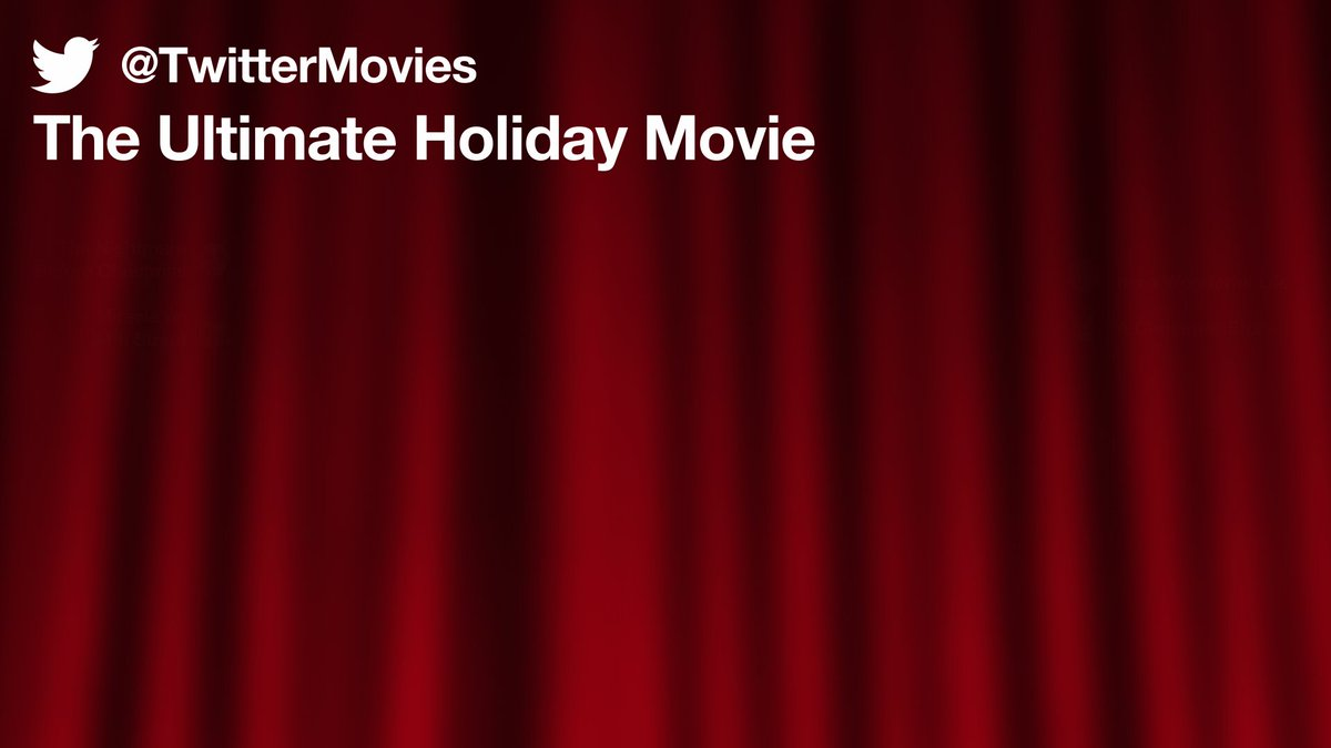 #FilmTwitter, you get to decide what the ultimate holiday movie is.   12/11 ➖ Round 1  12/12 ➖ Semi-Final  12/13 ➖ Final 12/14 ➖ Winner Crowned   Round 1 starts in the thread below.