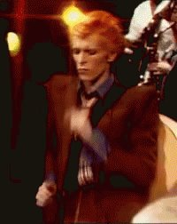"""Let's Dance""!  David @DavidBowieReal"