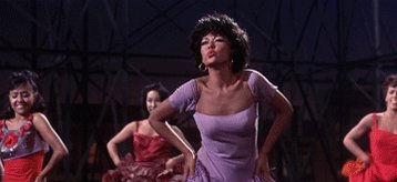 Happy birthday to Rita Moreno! The actress was born on this day in 1931.