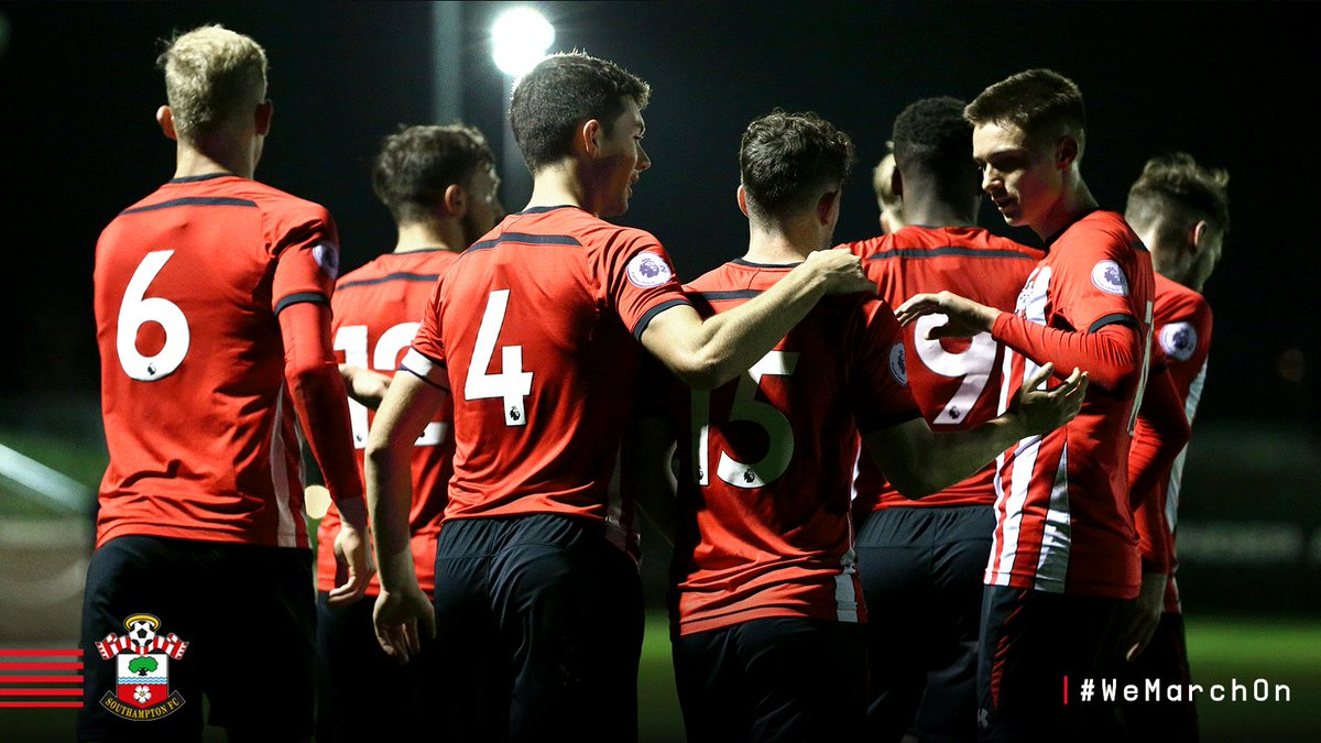 📸  Check out the best images as #SaintsFC's youngsters earned a 3-0 victory over #WHUFC last night in the #PLInternationalCup: https://sfcne.ws/PLIntlCupWHU