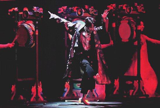 DANCE GOD