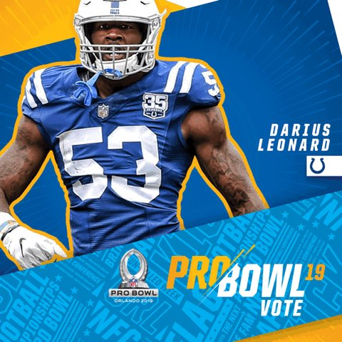 RT @dsleon45: Don't forget to vote for the MANIAC #probowlvote https://t.co/HzBqCSrfN9
