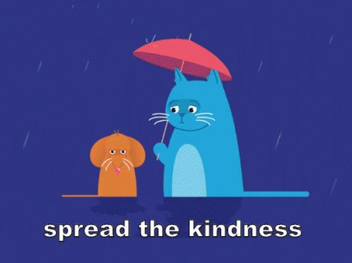 Image for the Tweet beginning: #LIB ACTS OF KINDNESS week