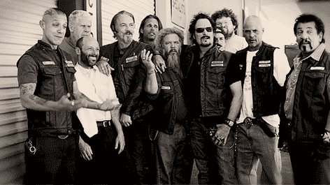 1- Sons of Anarchy