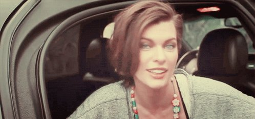 Happy Birthday Milla Jovovich Multipass!  We hope it\s zombie-free!