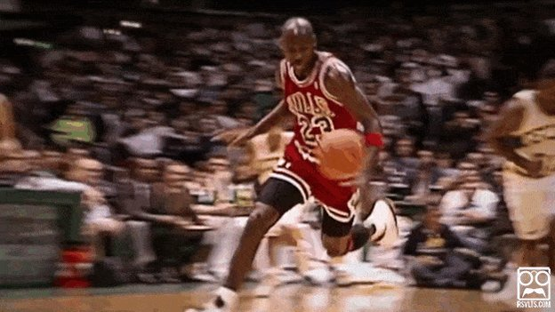 Michael Jordan doesn't have to call himself the GOAT. . . that's what all us dudes who grew up watching him play are here for.