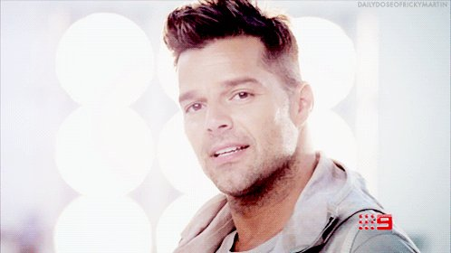 Happy Birthday, Ricky Martin.