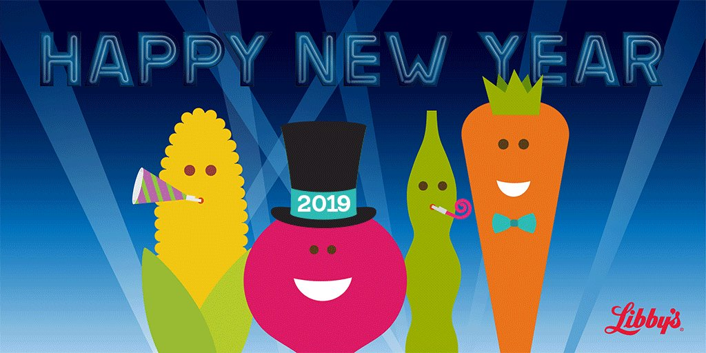 Image for the Tweet beginning: #HappyNewYear! We hope you have