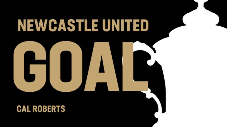 GOOOOALLLLLL! It's 2-0 to the Magpies and it's another United youngster with his first goal for the club! #NUFC