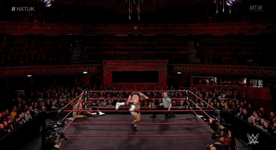 WWE Network's photo on #NXTUKTakeOver