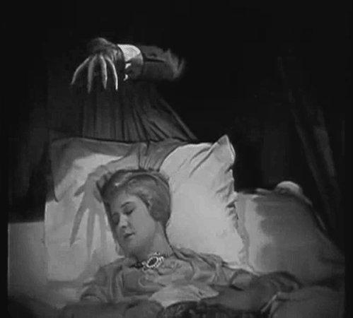 sleep paralysis porn