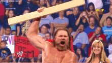 Happy Birthday to WWE legend, Jim Duggan!