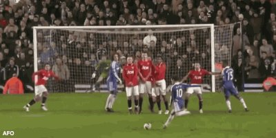 The save that made Mata come and join De Gea at United. Surely, one of his best ever saves!