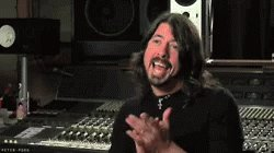 Happy birthday to the best drummer & front man in rock n roll Dave Grohl.