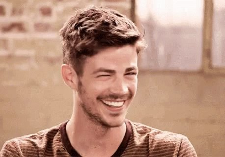 Happy birthday to Grant Gustin you are a reason of life