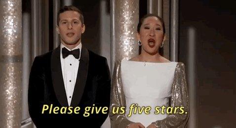 Golden Globe Awards - Page 20 DwVVXKMVsAEQLG5