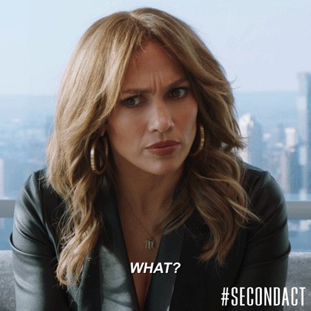 RT @SecondAct: When someone tells you they haven't seen #SecondAct yet! Get tickets now: https://t.co/B0y5BaEDRo https://t.co/U8mxmBbGmg