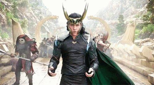 Mundo Vengador's photo on Loki