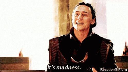 Schizoid's photo on Loki