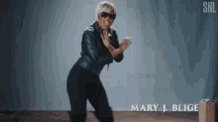 It s Mary J Blige Music in the office all day long..... Happy Birthday Queen of R&B!