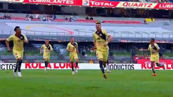 Club América's photo on Guido Rodríguez