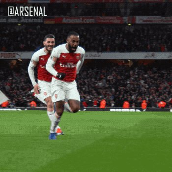 Arsenal FC's photo on London Stadium