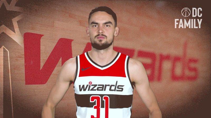 Washington Wizards's photo on Tomas Satoransky