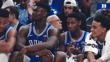 Duke Basketball's photo on Top 4