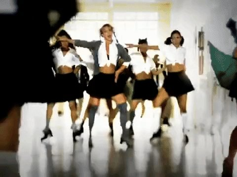 Britney Spears Spain's photo on Baby One More Time