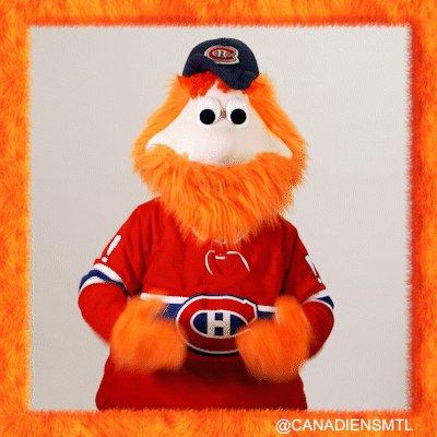 Canadiens Montréal's photo on #kissagingerday