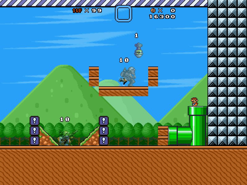 SuperMarioBrosX tagged Tweets and Download Twitter MP4