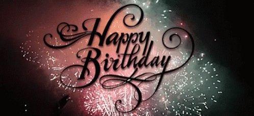 Happy Birthday from Cedar Rapids IA.