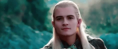 I haven\t forgotten your birthday, elf boy! Happy birthday, Orlando Bloom!!!
