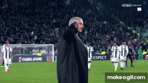 Happy 56th Birthday to Jose Mourinho