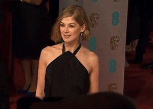 Happy 40th birthday to the stunning star, Rosamund Pike