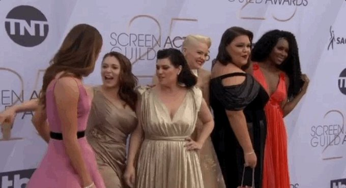 Screen Actors Guild Awards - Page 9 Dx9AnrtUUAEsBpx