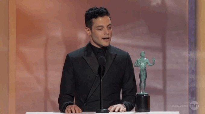 Screen Actors Guild Awards - Page 9 Dx9zbP-U8AAtASC