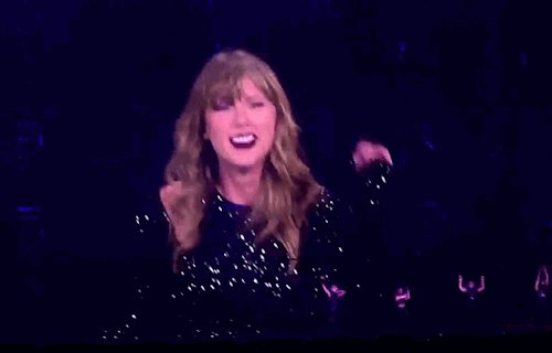 Who is @taylorswift13 gonna meet you ask??
